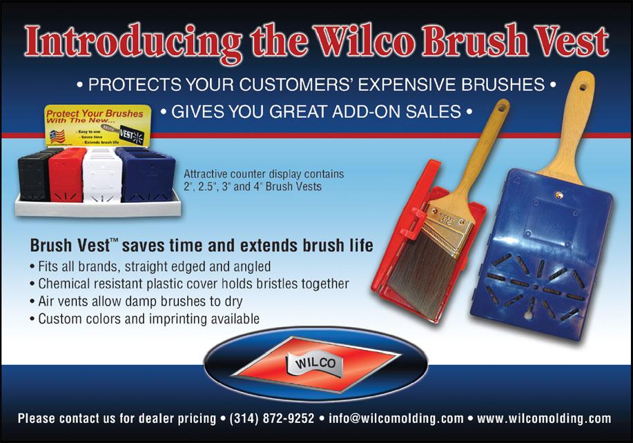Hard Plastic Paint Brush Protectors Protect Your Valuable Paint